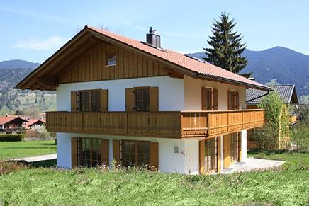 Ferienhaus Schwänli Oberammergau